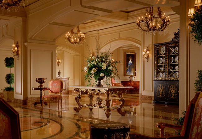 Hda interior design sarasota tampa naples palm for Ritz carlton sarasota